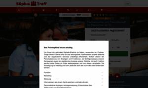 Partnersuche 50 Plus Treff Erfahrungen