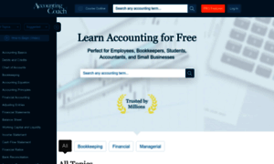 learn accounting online for free accountingcoach