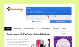 gratis wettbewerbe schweiz