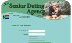 Senior dating agency spain