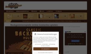 backgammon kostenlos spielen online
