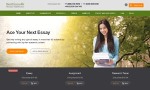 essay 4u We collected all of metadata history records for essaywritinghelp4ucouk essay writing help 4u has an elaborated description which rather positively influences the.
