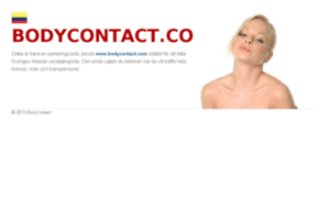 www bodycontact com fri  film