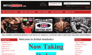 Anabolic.Market, Buy anabolic steroids online