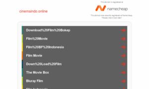 Cinemaindo.online: Cinemaindo – Streaming, Download Movie