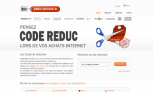 Code reduc reviews and fraud and scam reports code reduc for Code reduc castorama