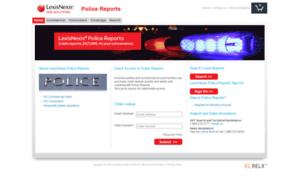 ecrash.lexisnexis.com: lexisnexis police reports   home