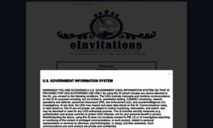 Afit E-Invitations is awesome invitations design
