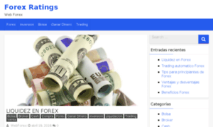 Forex ratings india