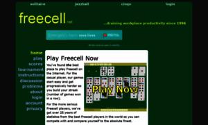 freecell net online