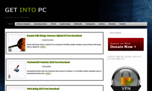 Get Into PC - Download Latest Software 2019