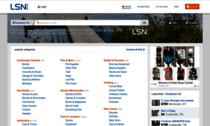 Go LSN (Golsn.com) - Local Sales Network - Free Classified ...