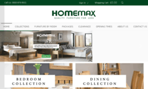 Homemaxfurniture.co.uk thumbnail