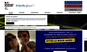 Image Result For Accueil Impots Gouv Fr