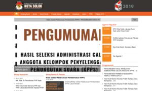 Kpu-solokkota.go.id: KPU | Kota Solok