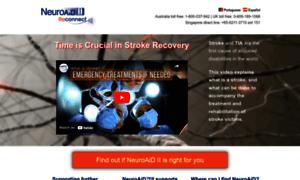 سامانه طرح سنجش نوبت دهی Neuroaid Stroke (Neuroaidstroke.com) full social media engagement report and history