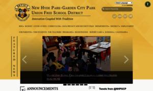 Nhp New Hyde Park Garden City Park Union Free School D