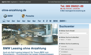 ohne anzahlung leasing