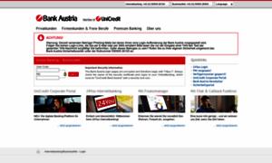 bank austria online banking