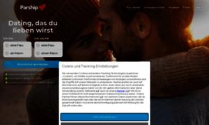 parship online status verbergen Aalen