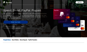 how to put prepaid mastercard on paypal