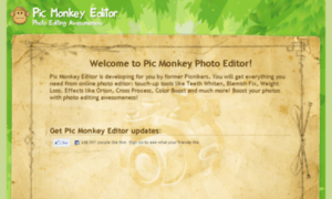 Monkey editor