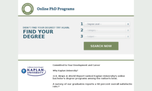 31 easiest PhD & Doctoral Programs for Developing Countries-WSF