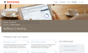 raiffeisen direct banking