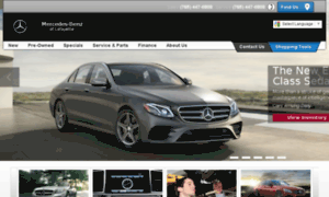Mercedes benz of lafayette for Mercedes benz of lafayette lafayette in