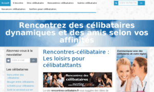 We rencontre celibataire