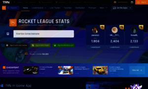 Rocketleague.tracker.network: Rocket League Stats, MMR ...
