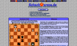 schach kostenlos online spielen