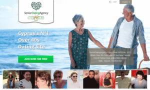 senior dating cyprus