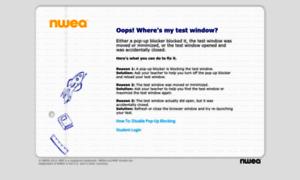 Test.mapnwea.org: Test Player