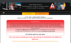 Options Binaires Fiable