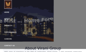 Viranigroup.in thumbnail