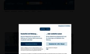 wetter online