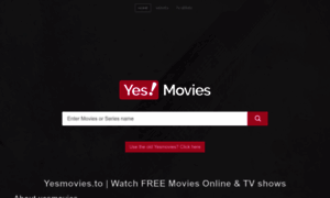 Yesmovies.to: Yesmovies - Watch FREE Movies Online & TV shows