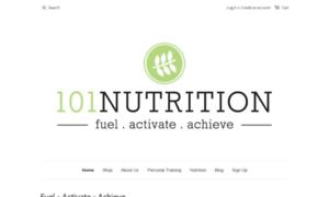 101nutrition.co.nz thumbnail
