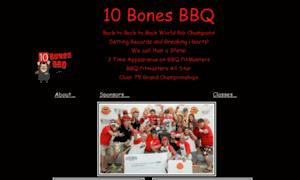 10bonesbbq.com thumbnail