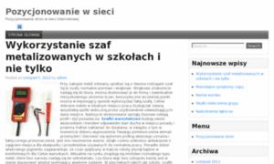 123pozycjonowaniewsieci.com.pl thumbnail