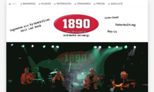 1890-band.de thumbnail