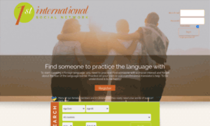 First international marriage dating network