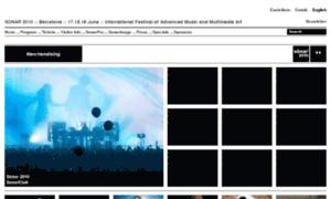 2010.sonar.es thumbnail