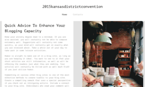 2015kansasdistrictconvention.yolasite.com thumbnail