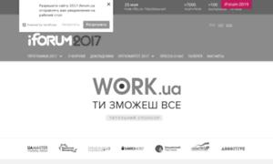 2017.iforum.ua thumbnail