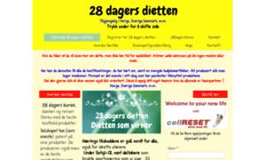 28dagersdietten.net thumbnail