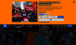 350.org thumbnail