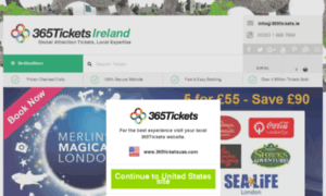 365tickets.ie thumbnail