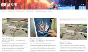 6neweb.fr thumbnail